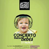 Concierto - Taller para Bebs (y Paps)