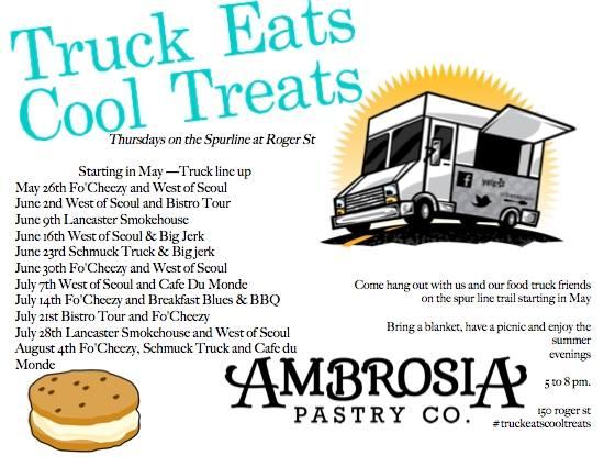 Ambrosia Food Truck