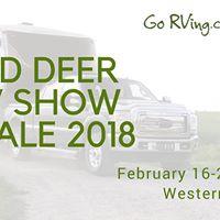 Red Deer RV Show &amp Sale 2018