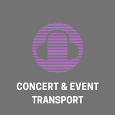 Concert & Event Transport