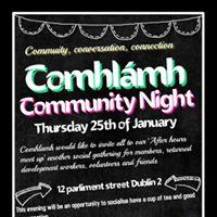 Comhlmh community night
