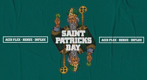 Acid BeFlux  St Patricks Day Party
