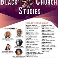 Candler Black Church Studies Program