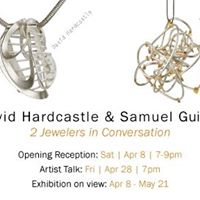 Ping-Pong David Hardcastle &amp Samuel Guilln 2 Jewelers in Conve