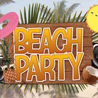 Holiday Closing Beach Party
