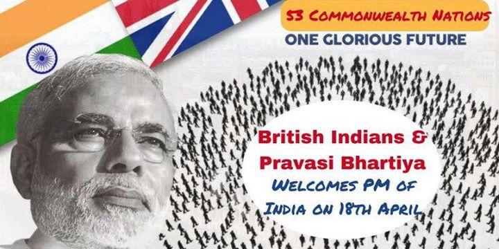 Welcome PM Modi