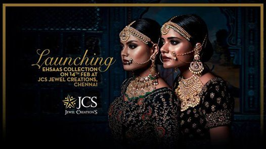 JCS - Ehsaas Collection Launch