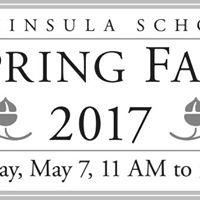 Spring Fair 2017 Peninsula School