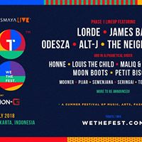ODESZA at We The Fest