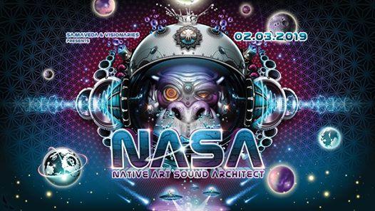 Samaveda & Visionaries prs. NASA w Alpha Portal & more