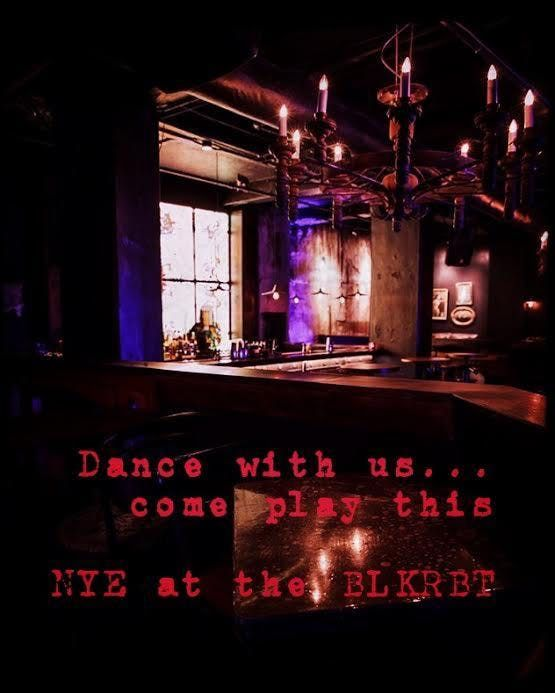 New Years Eve at the BLK RBT