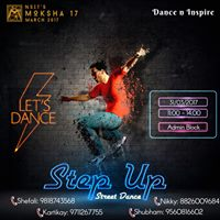 Step Up- Street Dance Competition