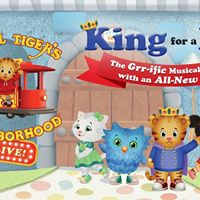 Daniel Tigers Neighborhood Live in Albuquerque NM