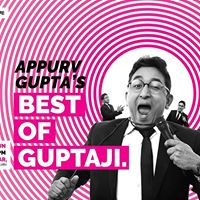 Best of Guptaji  Appurv Gupta LIVE at BFLAT Bar Indiranagar