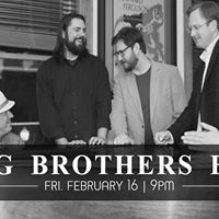 Hegg Brothers Band - Live at The Marquee - Friday Feb. 16