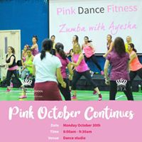 PTA - Pink Dance Fitness with Ayesha