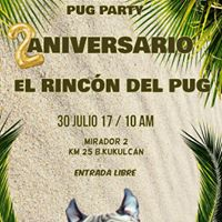 Summer pug Party