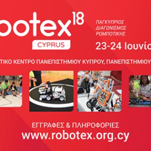 Robotex Cyprus 2018