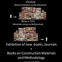Construction Books and Journals Exhibition