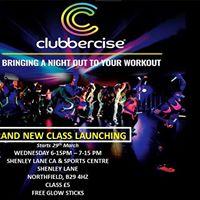 Brand New Clubbercise Class - Northfield