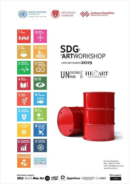 SDGs in ART Workshop