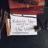 Restorative Yoga Workshop Tools for Relaxation
