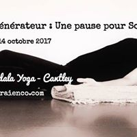 Atelier Yoga Rgnrateur  Une pause pour Soi