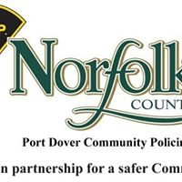 Port Dover Community Policing Committee monthly meeting