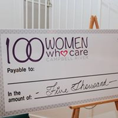 100 Women Who Care Campbell River
