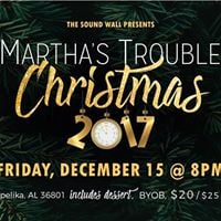 A Marthas Trouble Christmas SOLD OUT