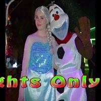 Elsa and Olaf Visit
