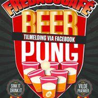 Fredagscaf - Championship BeerPong