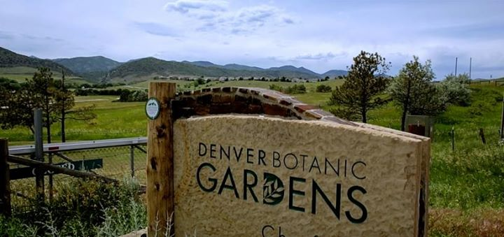 Denver botanic gardens chatfield free day littleton for Botanic gardens denver free days