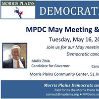MPDC Meeting &amp Candidate Forum