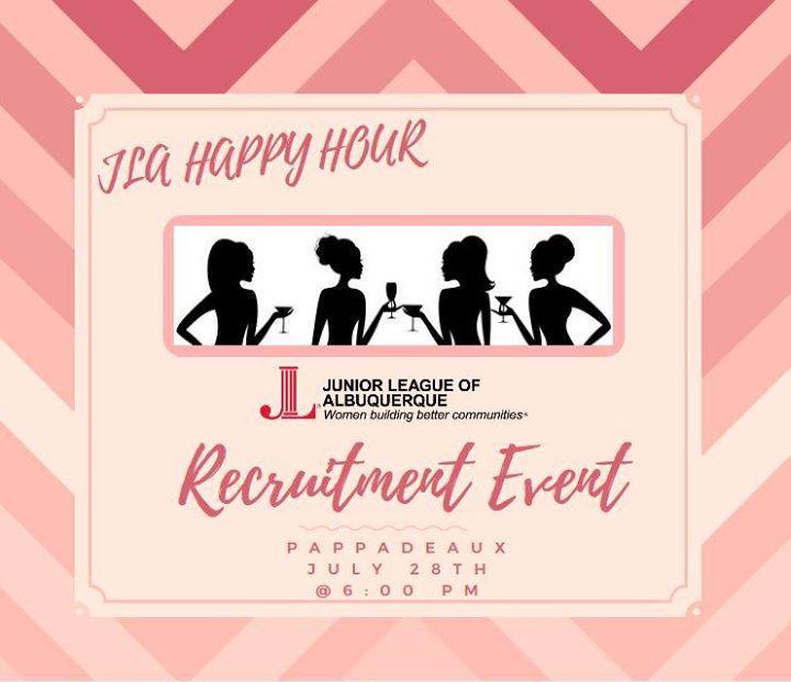Jla Recruiting Event At Pappadeaux Seafood Kitchen Albuquerque
