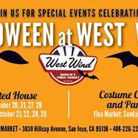 Halloween at West Wind