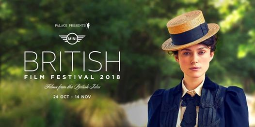 MINI British Film Festival at Palace Nova Eastend  Prospect