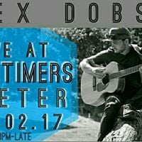 Alex Dobson  Live At Old Timers  Exeter  24.02.17