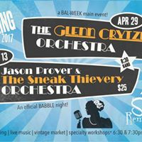 Swing Remix the Glenn Crytzer Orchestra for Bal-Week