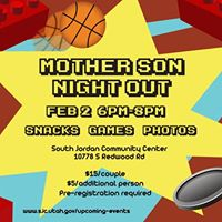 Mother Son Night Out