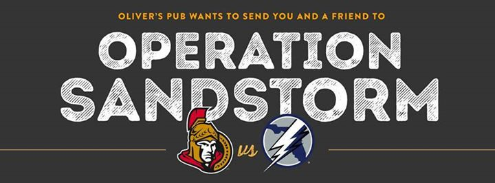 Operation Sandstorm Until Dec 12.