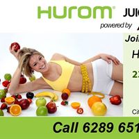 Hurom Juicing Workshop - How to lose weight in 21 days