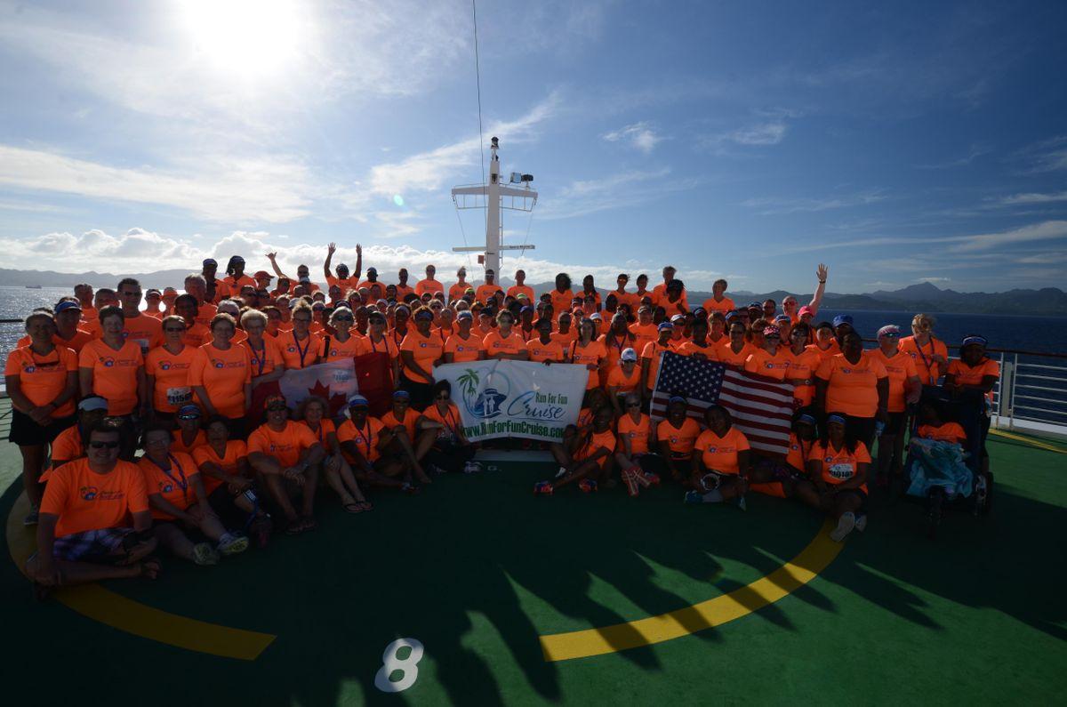 Run For Fun Cruise 2019 Caribbean Getaway