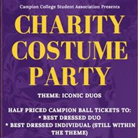 Charity Costume Party