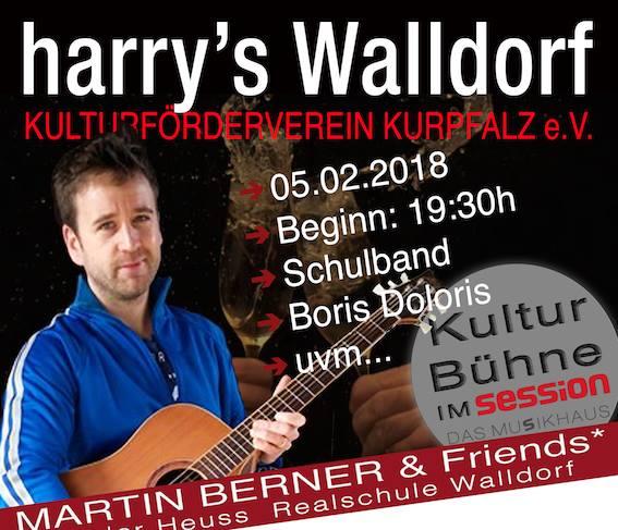 harrys walldorf