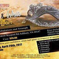 Black &amp White Affair A Tale of Trials Tribulations &amp Triumph
