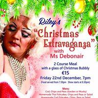 Ms Debonairs Christmas Extravaganza at Rileys