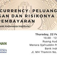 Digital Currency Peluang Tantangan dan Risikonya