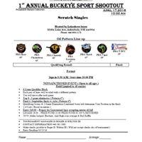 No1st Annual Buckeye Sport Shootout