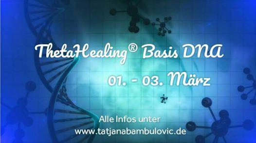 ThetaHealing Basis DNA Seminar